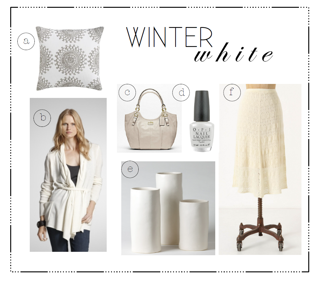 What Color Is Winter White Amusing - 525.9KB