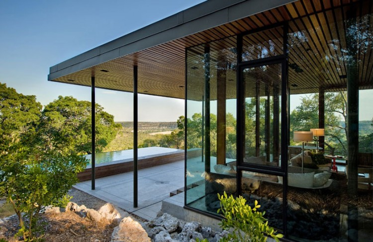 February 2012 vim vintage design life style for Hill country architects