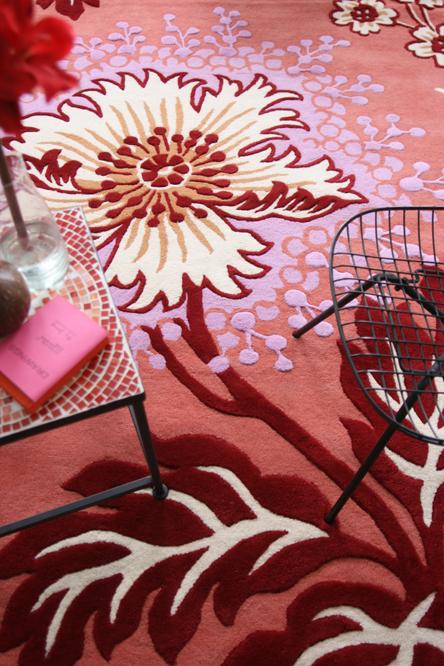 Amy Butler Caracas rug
