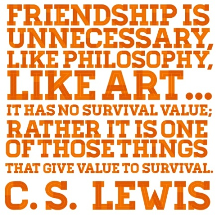 cs lewis friendship quote