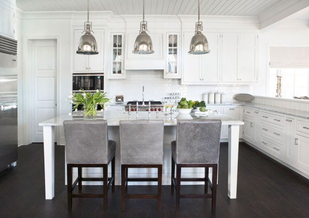 Kitchen by designer Linda McDougald