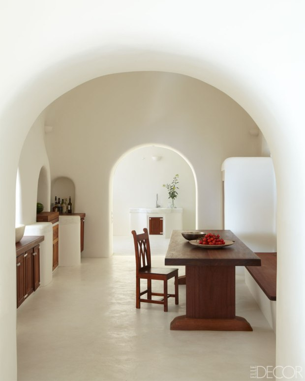 SANTORINI DINING ROOM