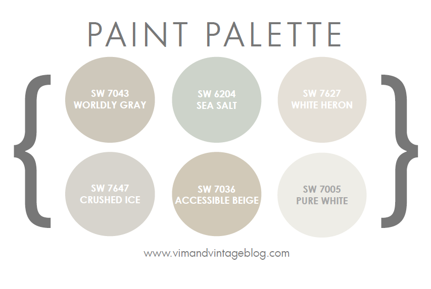Picking the perfect gray paint benjamin moore revere for Good neutral paint color for whole house