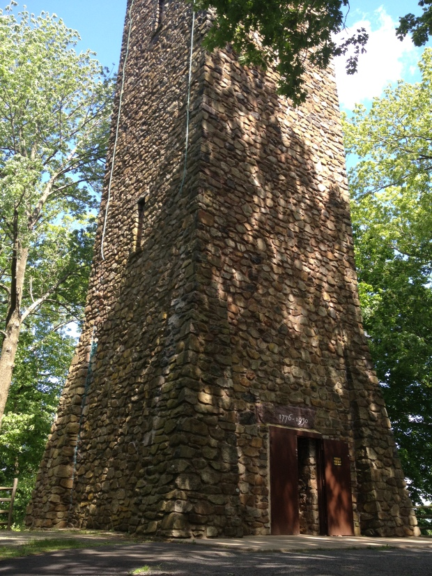 Bowman's Hill Tower in PA