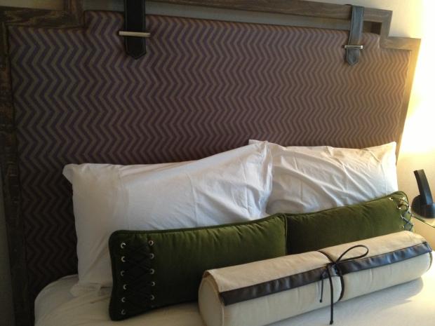 Hotel Palomar Bedding