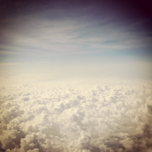 Clouds - Image by Vim & Vintage