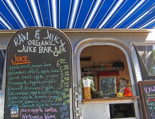 Raw & Juicy Seaside Florida