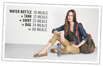 target feed-boutique-model