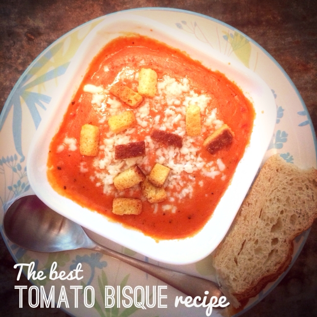 Best Tomato Soup Recipe ever!
