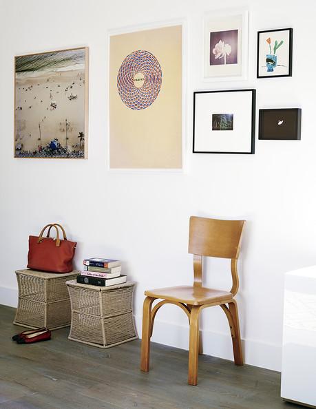 Rachel Bilson's boho modern home