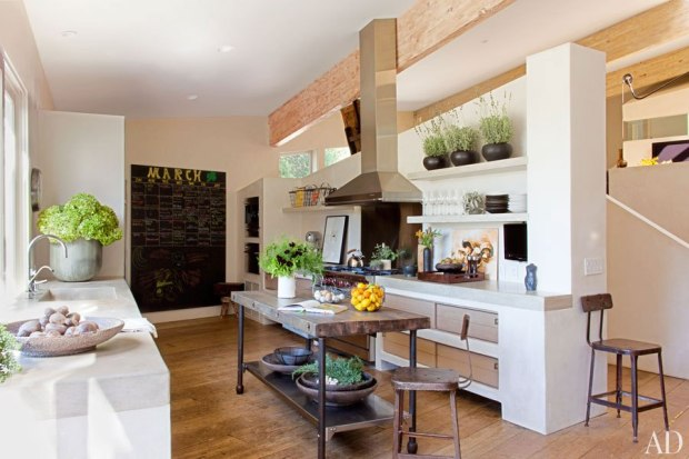 Dempsey Kitchen - Architectural Digest