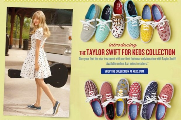 Taylor Swift Keds Collection