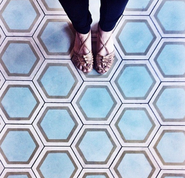 another awesome floor pattern from #ihavethisthingwithfloors