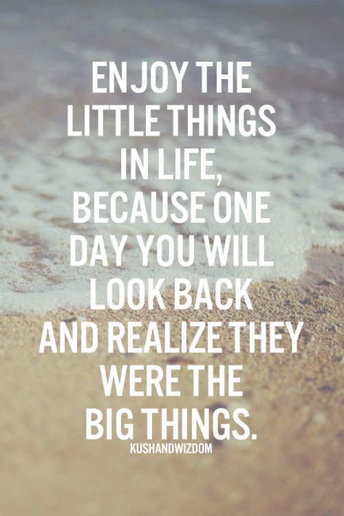 thursday thoughts enjoy the little things vim amp vintage