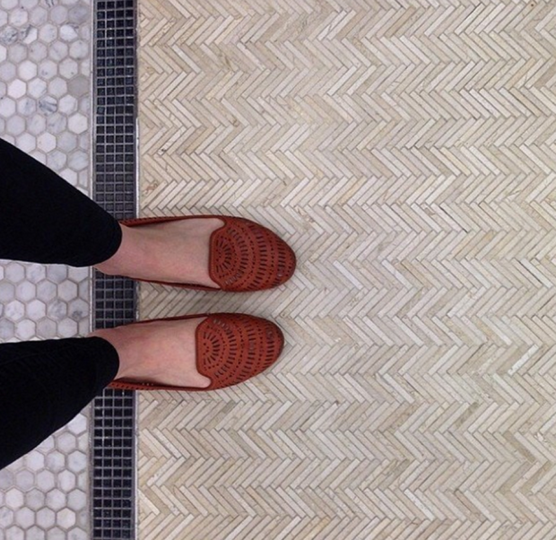 I have this thing with floors - Instagram