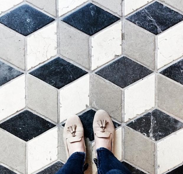 #ihavethisthingwithfloors instagram