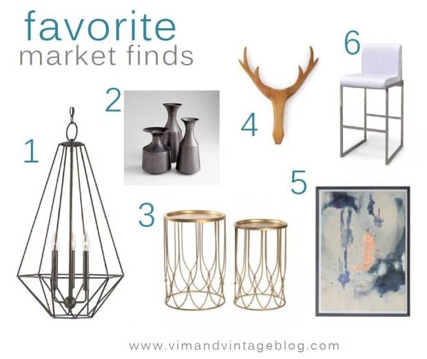 favorite market finds