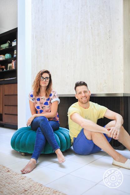Homepolish - Kelly Oxford and Orlando Soria