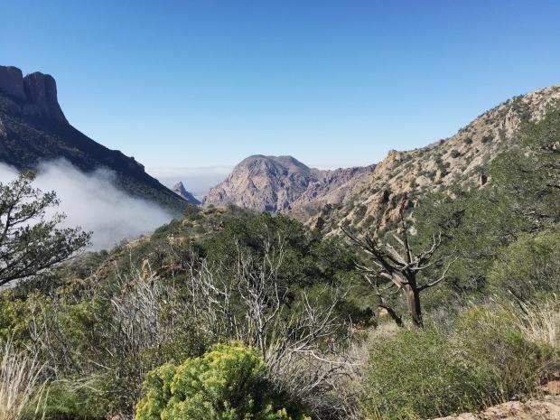 Big Bend Lost Mine Trail Views (edited)