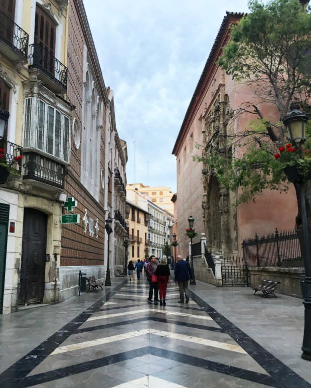 Malaga downtown - Vim & Vintage blog