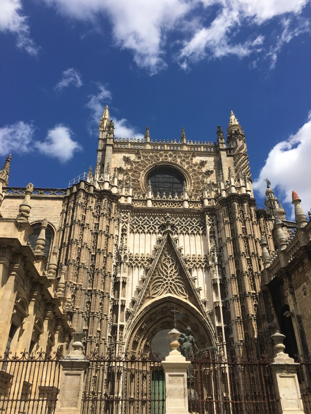 Cathedral in Sevilla