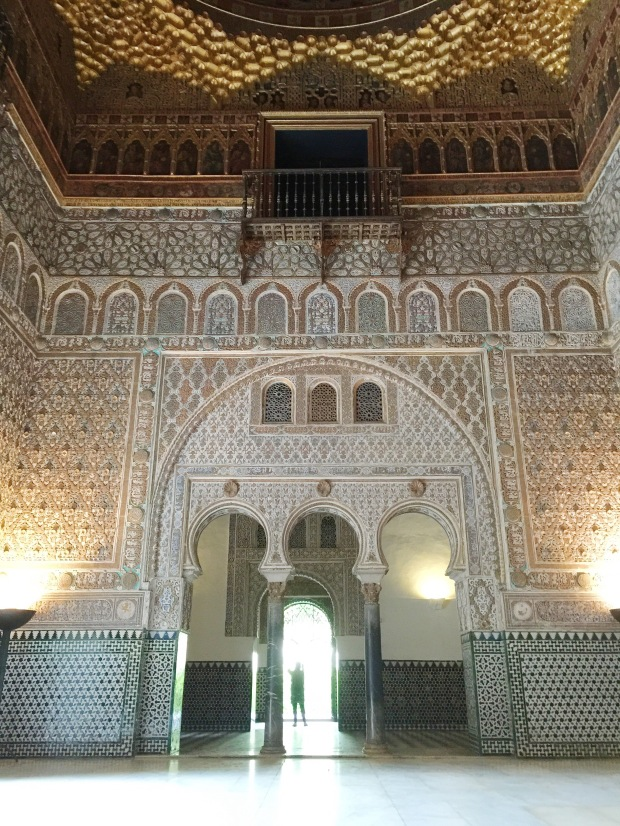 Alcazar in Seville,Spain - Vim & Vintage Blog